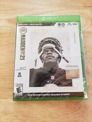 Xbox One Madden NFL 21 MVP Edition Brand New amp; Sealed. Fast Shipping XB1 $67.50