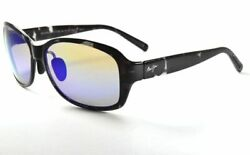 Maui Jim 433 11T SGH KOKI BEACH BLACK TORTOISE BLUE HAWAII POLARIZED Sunglasses