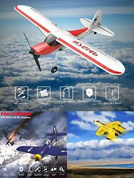 RC Plane 4CH Airplane Aircraft Built In Gyro System Easy To Fly RTF Sport Cub US $39.59