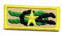Boy Scout Star for Life Unofficial Spoof Square Knot $5.99