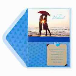 Papyrus Couple On The Beach For My Husband Love We Share Father#x27;s Day Card $5.99