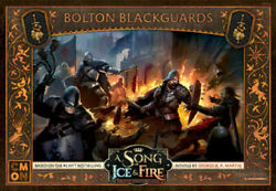 A Song of Ice and Fire Miniature Game Bolton Blackguards NIB $28.00