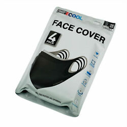 32 Degrees Cool Adult Unisex Face Cover 4 pack $19.00