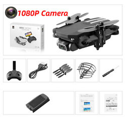 2.4GHz RC Drone WiFI FPV with 1080P 5MP HD Camera Foldable Mini Quadcopter Gift $32.89