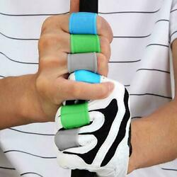 Multi color Golf finger Silicon Support Sleeve Protector High Grip Quality W1L1 C $14.49