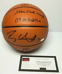 Blake Griffin Signed Spalding Replica Game Basketball quot;09 Draft Pickquot; Panini $412.46