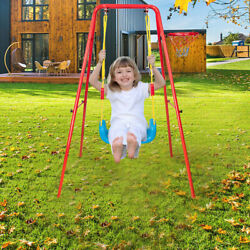 Baby Toddler Kids Swing Basketball Combination Swing Toy Set Indoor Outdoor $56.99