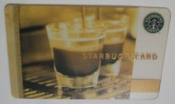 STARBUCKS Coffee Greece Coffee as Art card Greek gift card serial #6029 UNUSED $4.46