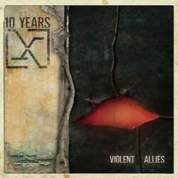 10 Years Violent Allies New CD $15.60