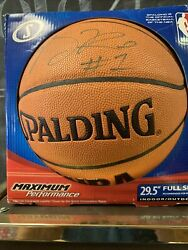 AUTHENTIC DERRICK ROSE PSA DNA SIGNED SPALDING OFFICIAL BASKETBALL AUTOGRAPH $199.99