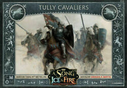 A Song of Ice and Fire Miniature Game Stark Tully Cavaliers NIB $28.00