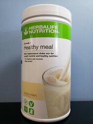 Herbalife Formula 1 Healthy Meal Replacement Shake Mix Vanilla Cream New $28.99