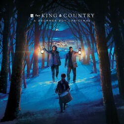 PRE ORDER For King amp; Country A Drummer Boy Christmas New CD $16.97