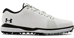 Under Armour Fade RST 3 Golf Shoes 3023330 100 Men#x27;s White New $75.00
