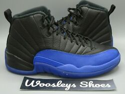 Air Jordan 12 Retro #x27;Game Royal#x27; Box 130690 014 Size 7.5m $199.99