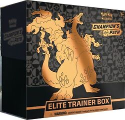 CHAMPION'S PATH ELITE TRAINER BOX FREE SHIPPING $79.00