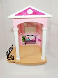 Barbie Dream House Bedroom Complete 3rd Floor Replacement Eave Balcony Wall 2015 $22.99