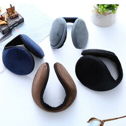 Unisex Ear Winter Warmers Earmuffs Outdoor Sport Students Thick Ear Protector $7.14