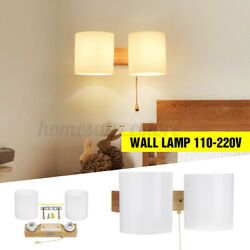 Modern Wall Light Lamp LED Fixtures Indoor Sconces Porch Bedroom Living Room US