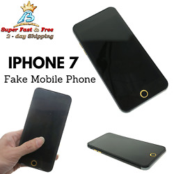 Fake Shocking iPhone 7 Plus Novelty Mobile Phone Gag Prank Joke Playset Toy Gift $12.98
