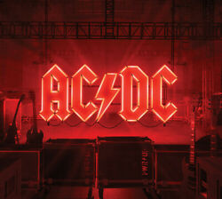 AC DC Power Up New CD With Booklet $15.49