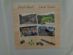 Solid Rock: Local Scene 2015 NEW SEALED LP 12quot; Rock n Roll Music GBP 6.50