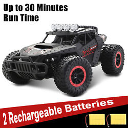 Tech RC Cars Electric 1 16 High Speed for Kids Adults 20 KM H Off Road RC Truck $44.61