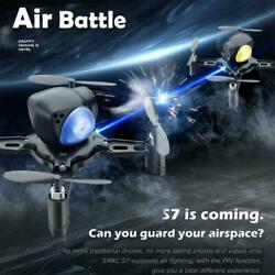 S7 LED Night Vision RC Drone WIFI RC Quadcopter Helicopter Camera 2.4G BEST M3V6 C $34.57