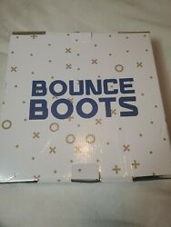 BOUNCE BOOTS Booster Enterprises Ages 5 Black Adult Supervision Required $145.00