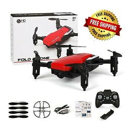 Mini LF606 Wifi FPV 2.4GHz 6 Axis RC Foldable Quadcopter Drone Helicopter Toy $29.99