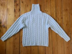 LL Bean Womens Sweater Large $15.00