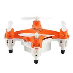 Lishi L6058 2.4G Mini Quadcopter Remote Control Pocket Drone Rc Helicopter Toy $10.00