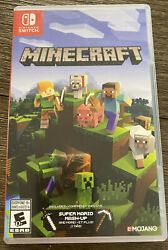 Minecraft for Nintendo Switch Video Game $39.99