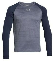 Under Armour Men#x27;s Novelty Locker Long SleeveTee T Shirt Jersey UA Color Choice $23.99