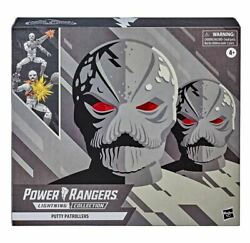 Power Rangers Lightning Collection Mighty Morphin Putty Patrollers 2 Pack New $46.00