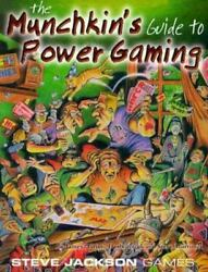 Munchkin#x27;s Guide to Power Gaming by James Desborough; Steve Mortimer $11.35