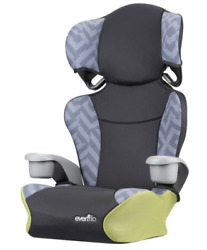 Evenflo Big Kid Sport High Back Booster Car Seat Goody Two Tones $33.99