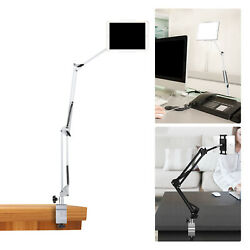 Universal Foldable Tablet Phone iPad Stand Flexible Desk Bed Lazy Holder Mount $24.99