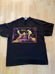 Vintage Men's 1996 Nirvana From The Muddy Banks Of The Wishkah T shirt Size XL $140.00