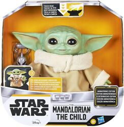 Star Wars The Child Animatronic Edition Mandalorian Baby Baby Yoda *SHIPS ASAP** $81.79