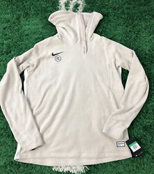 Nike FC Drill Top Mens at6105 008 Beige Soccer New With Tags Size XLarge XL $50.00