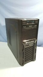 ASUS Gaming Desktop Intel Core i7 4790 3.6GHz 8 CPUs 8 GB Ram No HDD $299.99