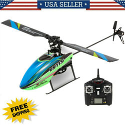 WLtoys V911S 2.4G 4CH 6Aixs Gyro Flybarless Mini RC Helicopter RTF Toy Gift Y9O9 $50.14