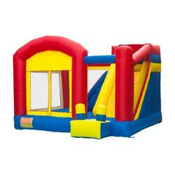 Inflatable Bounce House Castle Jumper Slide Playhouse Bouncer for Kids Party $264.90