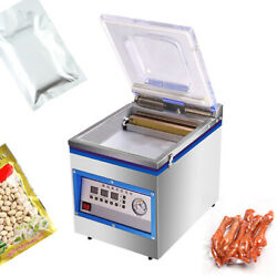 Digital Automatic Vacuum Packing Sealing Machine Sealer Chamber Commercial Sale