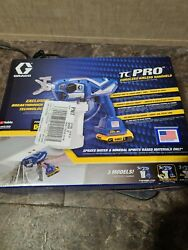 GRACO TC Pro Cordless Handheld Airless 20V Paint Sprayer powered by DEWALT $418.99