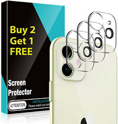 For iPhone 12 Pro Max 12 Mini Full Tempered Glass CAMERA LENS Screen Protector $3.95