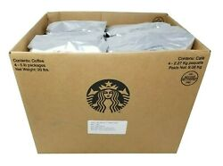 Starbucks Coffee XMA WB Christmas Net 20 LBS 4 Pack Best May 2020 $22.99