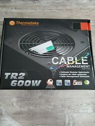 Thermaltake TR2 600W Power Supply With Cable Management $39.99