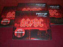 AC DC Power Up PWR UP Target Exclusive version Brand New $12.99